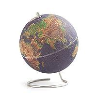 Suck UK Large Coloured Desktop Cork Globe