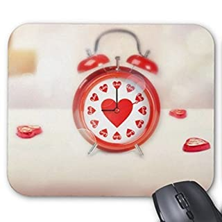Dreams of Love's Alarm Clock Rectangle Non-Slip Rubber Mouse Pad office Mousepad Mat gaming Mouse Pads