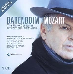 Les Concertos Pour Piano (The Piano Concertos)