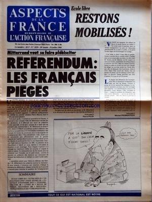ASPECTS DE LA FRANCE [No 1859] du 19/07/...