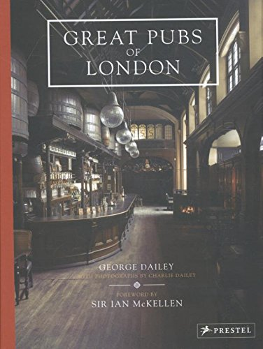 Great Pubs of London Cover Image