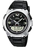 Casio Unisex-Armbanduhr Analog - Digital Quarz Plastik WVA-109HE-1BVER