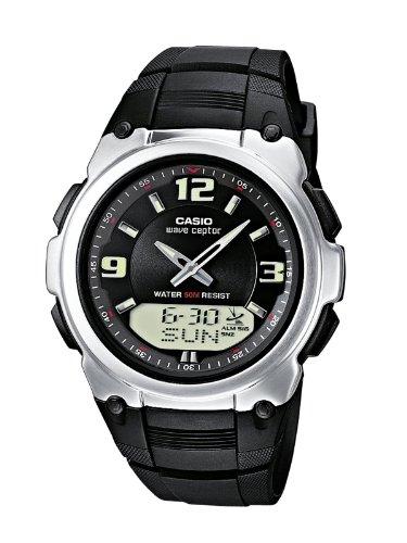 Casio Wave Ceptor Herren-Armbanduhr WVA109HE1BVER