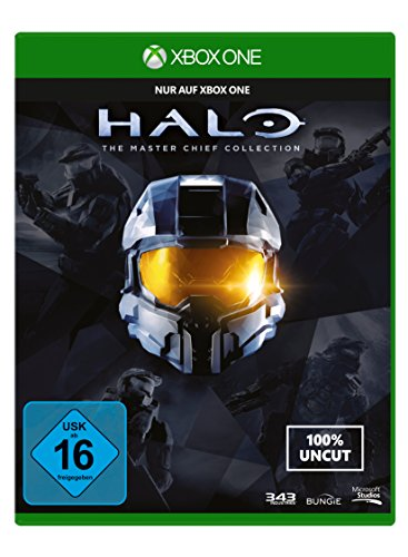 Halo - The Master Chief Collection Standard Edition - [Xbox One] (Halo-xbox-360-spiele)