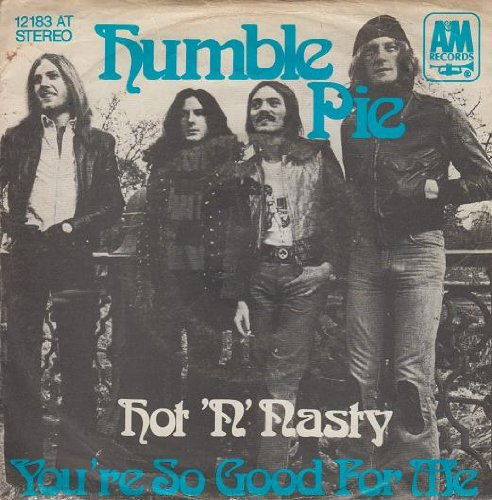 Hot 'n' Nasty / You're so good for me / 12 183 AT