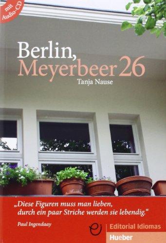 BERLIN, MEYERBEER 26 Libro+CD (Lecturas Aleman)