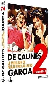 De Caunes / Garcia : Le Meilleur de Nulle Part Ailleurs, Vol.2 - Coffret 2 DVD [Inclus 4 cartes postales collector]