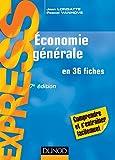 Image de Économie générale - 7e édition : en 36 fiches (Gestion)