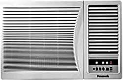 Panasonic CW-UC1816YA Window AC (1.5 Ton, 2 Star Rating, White, Copper)