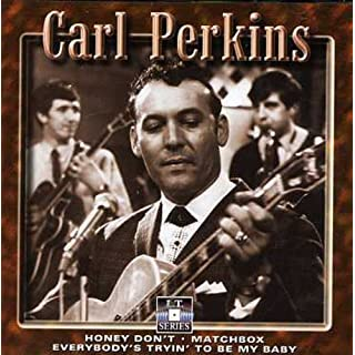 Blue Suede Shoes by Carl Perkins (2008-01-13)