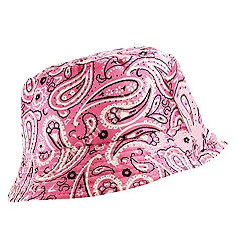 Islander Fashions coton adulte t seau chapeau unisexe jogging pche plage Festival Sun Caps One Size