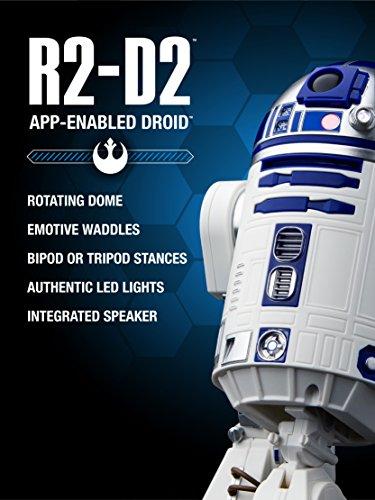 R2 D2 App Enabled Droid de Sphero