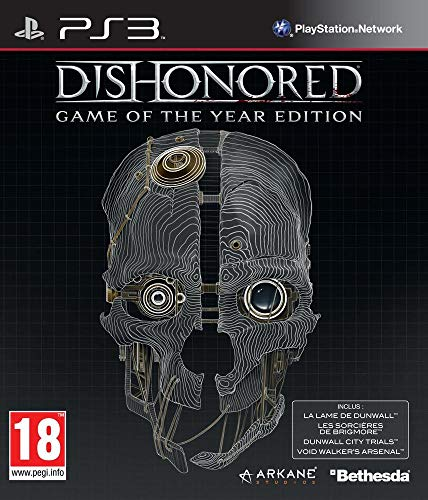 Bethesda Dishonored - Game Edition of the Year, PS3 Básico PlayStation 3...