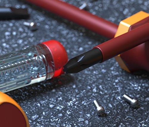25 St/ück Rahmend/übel Constructor 10 x 160 mm 022102521 TOX Allzweck