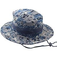 showsing Sombrero de Camuflaje Unisex Vintage Ajustable para Hombre y Hombre, A, Medium