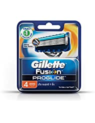 Gillette Flexball Fusion ProGlide Blades - 4 Cartridges