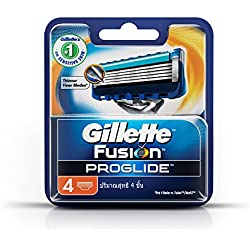 Gillette Fusion Proglide FlexBall Manual Shaving Razor Blades - 4s Pack (Cartridge)