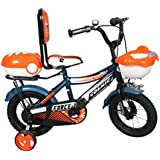 Cosmic FORCE-10 Kids Bicycle 12-inch Blue/Orange