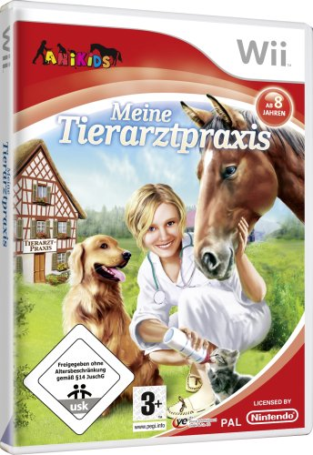 Meine Tierarztpraxis - Teen-wii-spiele