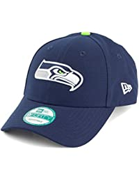 Casquette 9FORTY The League Seattle Seahawks bleu marine NEW ERA