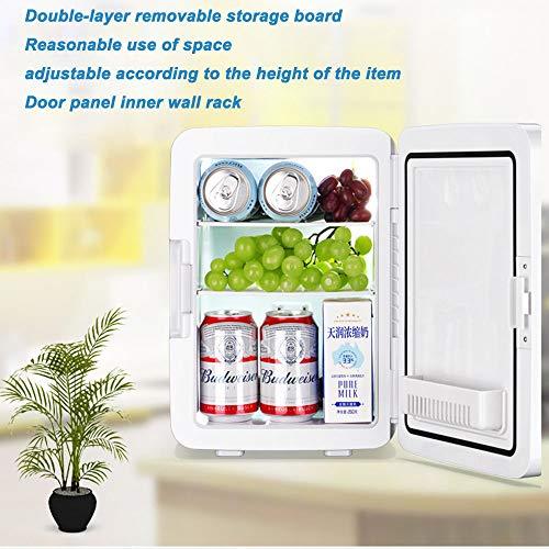 51e3C%2BSaNrL - JCDZSW Mini termostato de refrigerador pequeño para automóvil de 10L, Apto para refrigerador de Piel, Alimentos, medicamentos, hogar y Viajes,Tyrantgold