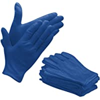 Bon Organik Reusable White Or Blue Cotton Gloves With Advanced Cooling Technology (Pack Of 10)