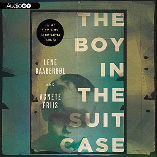 The Boy in the Suitcase  Audiolibri