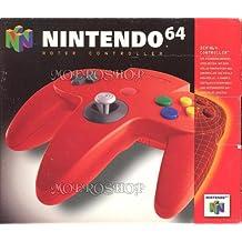 Nintendo 64 manette rouge