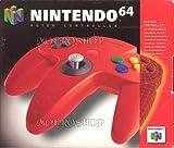 Nintendo rot controller Für Nintendo 64 - PAL -