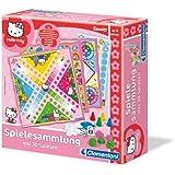 Clementoni 69744.1 - Hello Kitty - Spielesammlung - 30 Spielvarianten