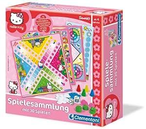Clementoni - 69744 - 30 jeux Hello Kitty