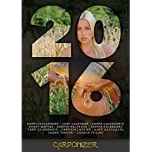 Carponizer erotischer Karpfenkalender 2016 - Angelkalender - erotic carp fishing calendar