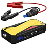 Best Jump Starters - DBPOWER 600A 18000mAh Portable Car Jump Starter, Emergency Review