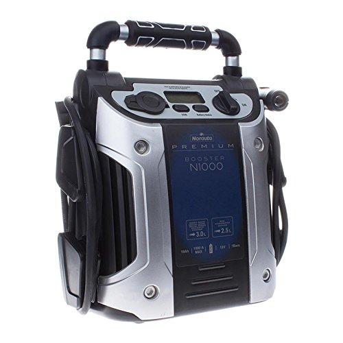 Preisvergleich Produktbild Norauto Booster N1000 Premium Starthilfegerät 4in1, 12V, 19 Ah, 1000 A, 1 Stück