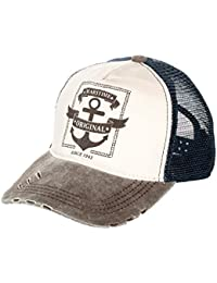 Baseball Cap Basecap Mesh Cap Vintage used Look Netzkappe Trucker Golf Sport