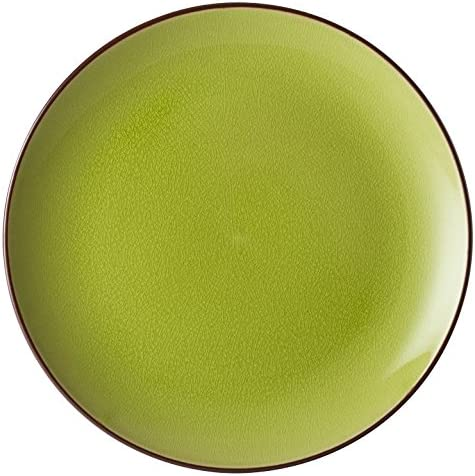 Utopia K80004 K80004 K80004 Soho verdi Coupe piatto, 15,9 cm 16 cm (confezione da 6) | Eccellente  Qualità  | Abbiamo Vinto La Lode Da Parte Dei Clienti  110c65