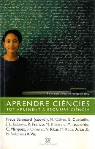Aprendre ciències tot aprenent a escriure ciència (Llibres a l'Abast)