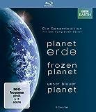 Planet Erde/Frozen Planet/Unser blauer kostenlos online stream