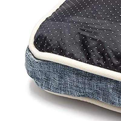 AllPetSolutions Alfie Range - Large Durable Dog Bed Pillow by All Pet Solutions