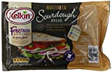 Kelkin GF Multiseed Sour Dough Bread 200 g (Pack of 9)