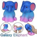 TAOtTAO Jumbo Galaxy Elephant Soft Langsam Steigende Creme Duft Stress Relief Spielzeug