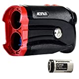 Best Golf Rangefinders - AOFAR G2 Golf Rangefinder with Slope 600 Yards Review