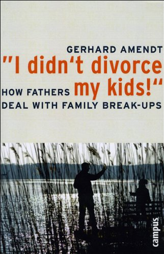 I didn't divorce my kids!: How Fathers Deal with Family Break-ups