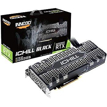 INNO3D GeForce RTX 2080 Super iChill Black - Tarjeta gráfica ...