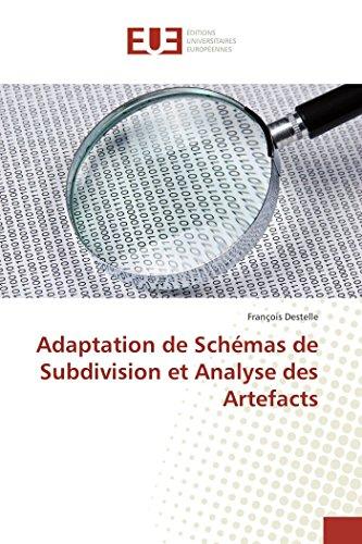 Adaptation de schémas de subdivision et analyse des artefacts