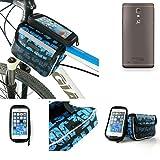 Fahrrad Rahmentasche für Allview P9 Energy,