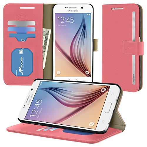 galaxy-s6-case-roocase-prestige-folio-galaxy-s6-wallet-case-folio-flip-cover-card-holder-with-full-s