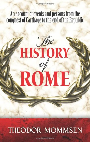 The History of Rome (Dover Books on History, Political and Social Science)
