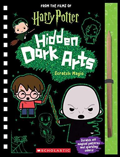 Hidden Dark Arts - Scratch Magic From the Films of
