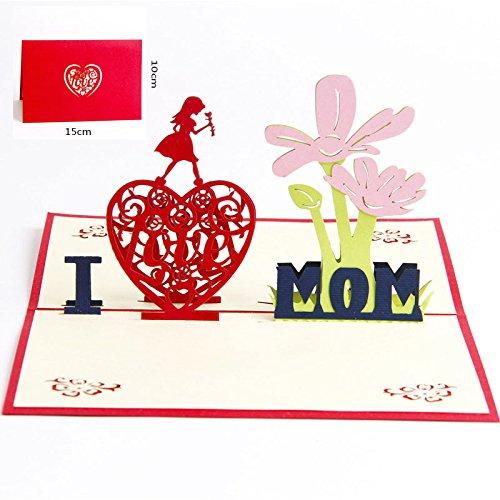 2. Deesos - Tarjeta del día de las Madres